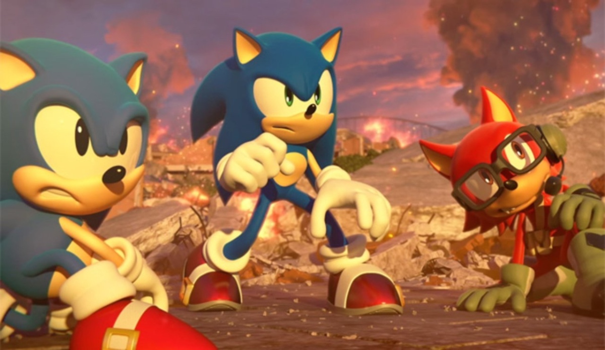 Sonic Forces And The Unifying Power Of BadGames