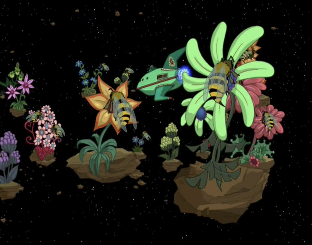 Episode Spotlight – The Sting,Futurama