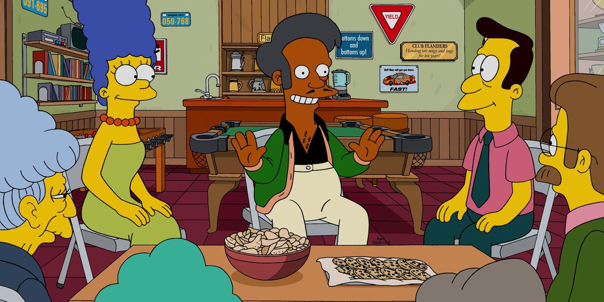 Recasting Characters Of Colour Is Still Much Apu AboutSomething