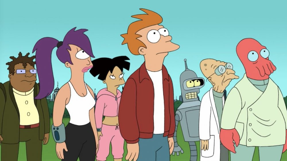 2% Of The Way To The Year 3000, How Does Futurama HoldUp?
