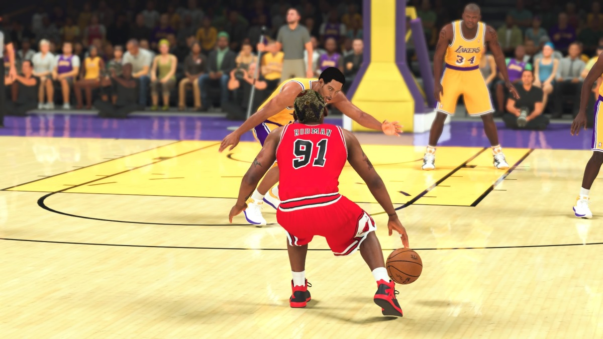 What NBA 2K21 Could Learn From NBA Live 96: Or, How Dennis Rodman's Hair Dye Made Me LoveBasketball